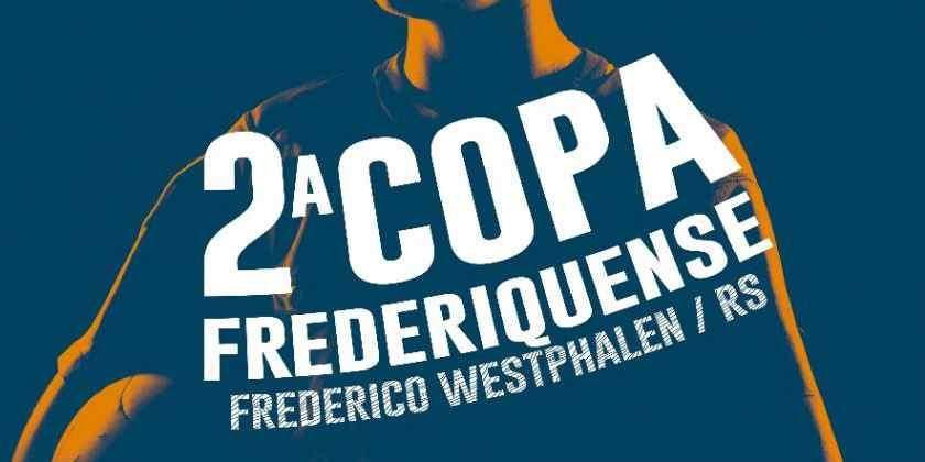 Copa Frederiquense inicia nesta sexta-feira  b8338b6f5386e